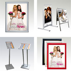 SNAP FRAMES & POSTER HOLDERS